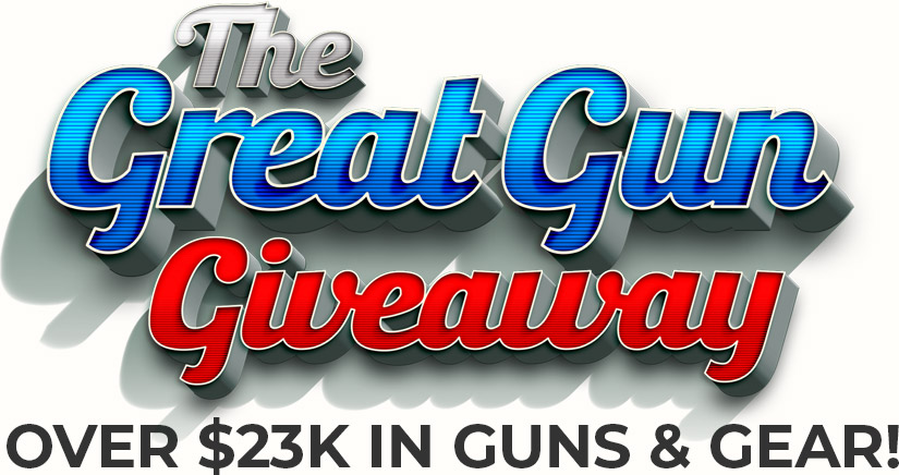 The Great Gun Giveaway